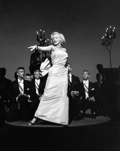 """Gentlemen Prefer Blondes""Marilyn Monroe1953 Twentieth Century Fox** I.V. - Image 5709_0049"