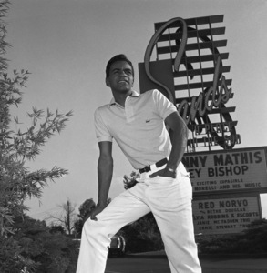 Johnny Mathis1964 © 1978 Eric Skipsey - Image 5718_0080