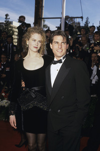 Tom Cruise and Nicole Kidman1991© 1991 Gary Lewis - Image 5724_0090