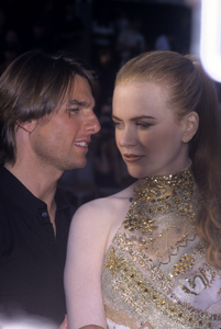 Tom Cruise and Nicole Kidman2000© 2000 Gary Lewis - Image 5724_0092