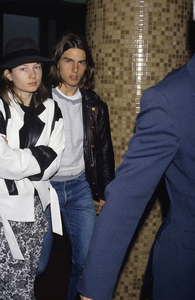 Tom Cruise and Rebecca De Mornay circa 1980s© 1980 Gary Lewis - Image 5724_0109