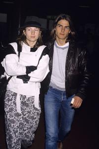 Rebecca DeMornay and Tom Cruisecirca 1980s© 1980 Gary Lewis - Image 5724_0111