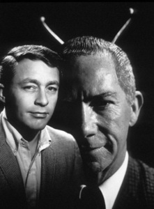 Bill Bixby, Ray WalstonCBSMy Favorite Martian (1965)Photo Gabi Rona0056775 - Image 5729_0004