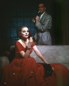 "Tallulah Bankheadon stage for ""Private Lives""1952**I.V. - Image 5731_0433"