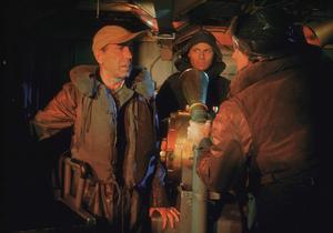 """The Caine Mutiny""Humphrey Bogart1954 Columbia © 1978 Bob WilloughbyMPTV - Image 5732_0003"