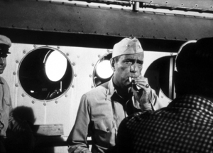 """The Caine Mutiny""Humphrey Bogart1954 Columbia © 1978 Sanford RothMPTV - Image 5732_0004"