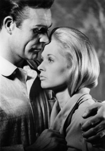 """""""Marnie""""Sean Connery and Tippi Hedren1964 © 1978 Bob Willoughby - Image 5733_0042"""