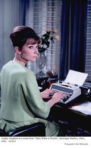 """Paris When It Sizzles""Audrey Hepburn1962 / Paramount © 1978 Bob Willoughby - Image 5734_0057"