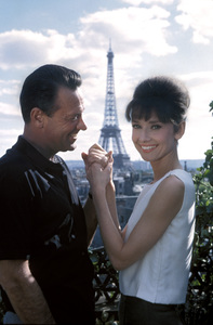 """Paris - When It Sizzles""Audrey Hepburn, William Holden1963 © 1978 Bob Willoughby - Image 5734_0059"
