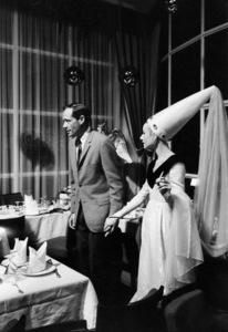 """Paris When It Sizzles""Audrey Hepburn1962 Paramount © 1978 Bob Willoughby - Image 5734_0075"