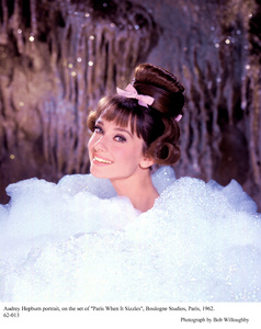 """Paris When It Sizzles""Audrey Hepburn1962 / Paramount © 1978 Bob Willoughby - Image 5734_0103"