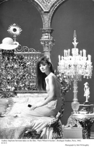 """Paris When It Sizzles""Audrey Hepburn1962 / Paramount © 1978 Bob Willoughby - Image 5734_0119"