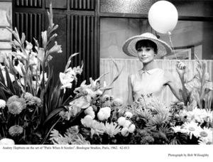 """Paris When It Sizzles""Audrey Hepburn1962 / Paramount © 1978 Bob Willoughby - Image 5734_0129"