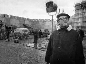 """""""The Lion in Winter""""Director of Photography Douglas Slocombe1968© 1978 Bob Willoughby - Image 5735_0089"""