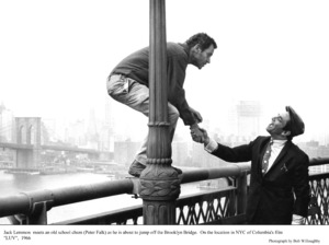 """Luv""Jack Lemmon, Peter Falk1966 Columbia © 1978 Bob Willoughby - Image 5736_0001"