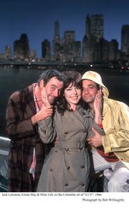 """Luv""Jack Lemmon, Elaine May, Peter Falk1966 Columbia © 1978 Bob Willoughby - Image 5736_0002"