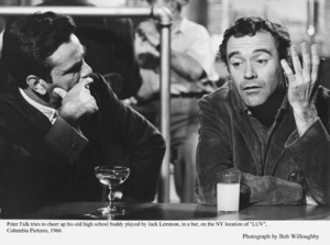 """Luv""Peter Falk, Jack Lemmon1966 Columbia © 1978 Bob Willoughby - Image 5736_0007"