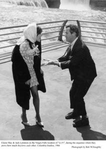 """Luv""Elaine May, Jack Lemmon 1966 Columbia © 1978 Bob Willoughby - Image 5736_0016"