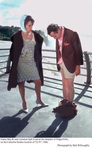 """Luv""Elaine May, Jack Lemmon1966 Columbia © 1978 Bob Willoughby - Image 5736_0019"
