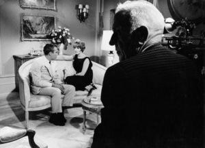 """Tender Is the Night""Jason Robards, Jill St. John, director Henry Kingcirca 1961 © 1978 Bob Willoughby - Image 5738_0017"