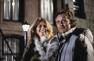 """""""Nighthawks""""Lindsay Wagner, Rutger Hauer1981 Universal Pictures © 1981 Bob Willoughby - Image 5739_0012"""