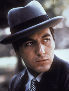 """The Godfather""Al Pacino © 1972 Paramount - Image 5746_0021"