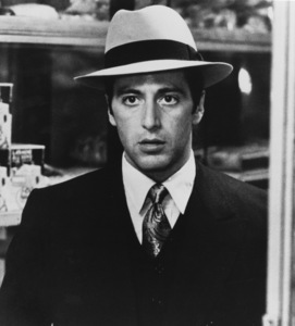 """""""The Godfather""""Al Pacino1972 Paramount Pictures - Image 5746_0035"""