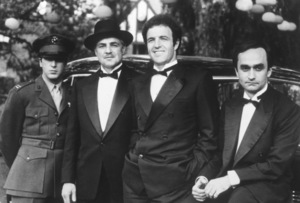 """Godfather""Al Pacino, Marlon Brando, James Caan, John Cazale1972 Paramount - Image 5746_0039"