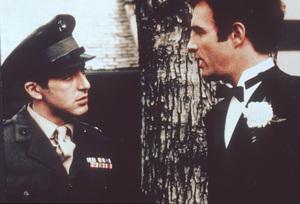 """Godfather""Al Pacino, James Caan1972 Paramount - Image 5746_0044"