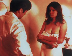 """The Godfather""Al Pacino, Simonetta Stefanelli1972 Paramount - Image 5746_0047"