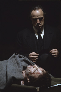 """The Godfather"" James Caan, Marlon Brando 1972 Paramount Pictures ** I.V. - Image 5746_0049"