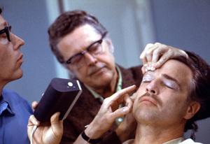 """The Godfather""Marlon Brando1971 Paramount**I.V. - Image 5746_0059"