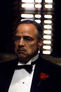 """The Godfather""Marlon Brando1971 Paramount**I.V. - Image 5746_0061"
