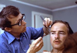 """""""The Godfather""""Dick Smith, Marlon Brando1971 Paramount** I.V. - Image 5746_0062"""