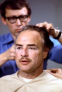 """The Godfather""Marlon Brando1971 Paramount**I.V. - Image 5746_0065"