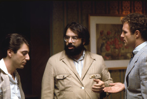 """The Godfather""Al Pacino, Francis Ford Coppola, James Caan1972 Paramount**I.V. - Image 5746_0081"