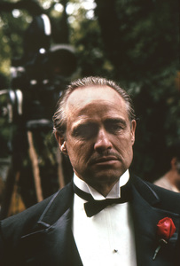 """The Godfather""Marlon Brando1972 Paramount**I.V. - Image 5746_0084"