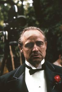 """The Godfather""Marlon Brando1972 Paramount**I.V. - Image 5746_0084"