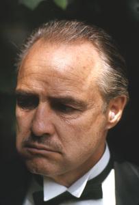 """The Godfather""Marlon Brando1972 Paramount**I.V. - Image 5746_0090"