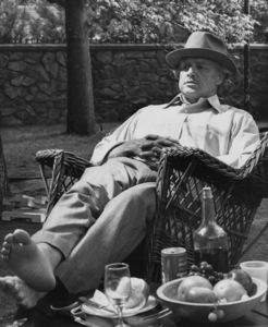 """""""The Godfather""""Marlon BrandoParamount, 1972** I.V. - Image 5746_0099"""