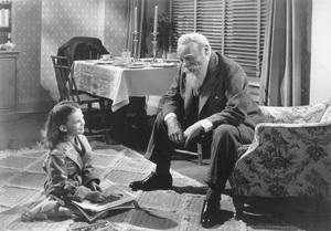 """Miracle on 34th Street""Natalie Wood, Edmund Gwenn1947 20th Century Fox - Image 5747_0001"