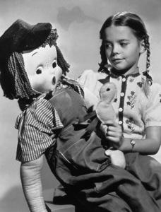 """Miracle On 34th Street,""Natalie Wood.  1947/Fox. - Image 5747_0010"