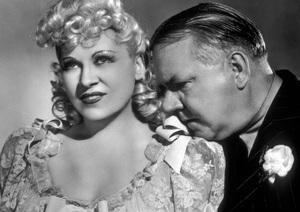 """My Little Chickadee"" Mae West, W.C. Fields 1940 Universal  - Image 5750_0001"