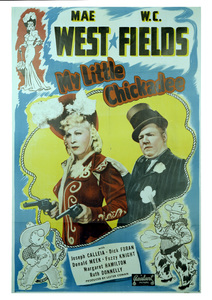 """My Little Chickadee""Poster1940 Universal**I.V. - Image 5750_0008"