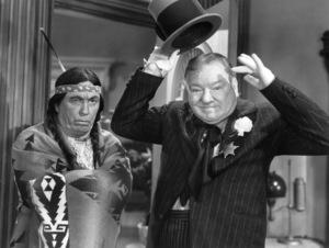 """My Little Chickadee""George Moran, W.C. Fields1940 Universal**I.V. - Image 5750_0009"