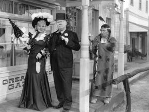 """My Little Chickadee""Mae West, W.C. Fields1940 Universal**I.V. - Image 5750_0010"