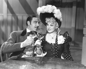 """My Little Chickadee""Joseph Calleia, Mae West1940 Universal**I.V. - Image 5750_0012"