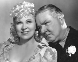 """My Little Chickadee""Mae West, W.C. Fields1940 Universal**I.V. - Image 5750_0017"