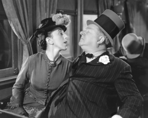 """My Little Chickadee""Margaret Hamilton, W.C. Fields1940 Universal**I.V. - Image 5750_0020"
