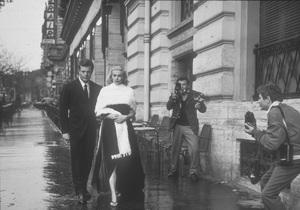 """La Dolce Vita""Marcello Mastroianni, Anita Ekberg1960 - Image 5754_0004"